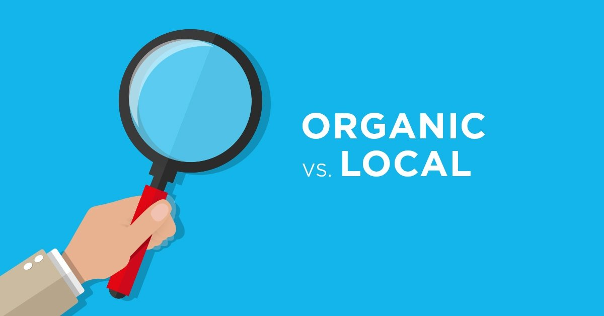 Local Seo Vs. Organic