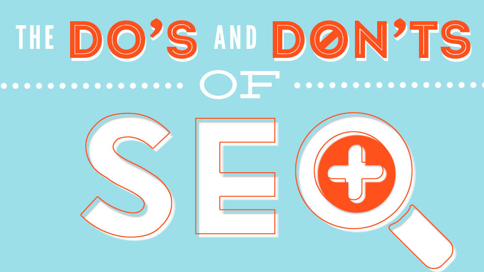 DOs AND DON'Ts OF LOCAL SEO